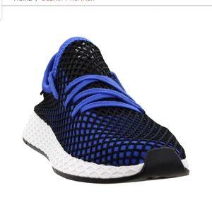 Men's Adidas DEERUPT RUNNER SHOES, sz 13
